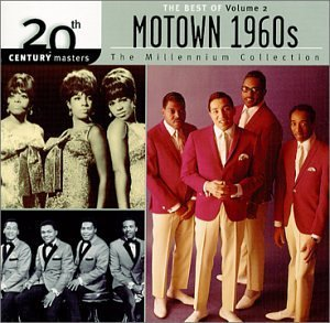 Millennium Collection Vol. 2 Best Of Motown 1960s Temptations Four Tops Supremes Millennium Collection