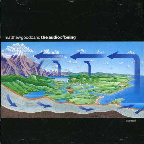 Matthew Good Band Audio Of Being Import Can