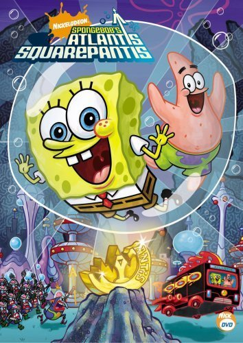 Atlantis Squarepants Spongebob Squarepants