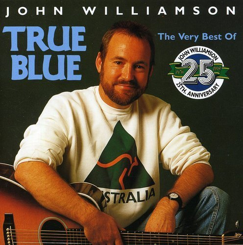 John Williamson True Blue The Best Of Import Gbr Aust Excl. 2 CD Set