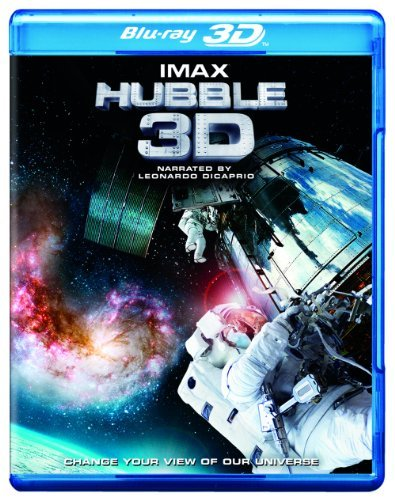 Imax Hubble 3d Blu Ray 3d + Blu Ray + DVD + Digital Copy