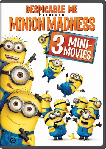 Minion Madness Despicable Me Presents