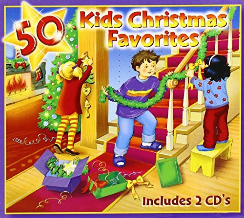 50 Kids Christmas Favorites 50 Kids Christmas Favorites 2 CD Set