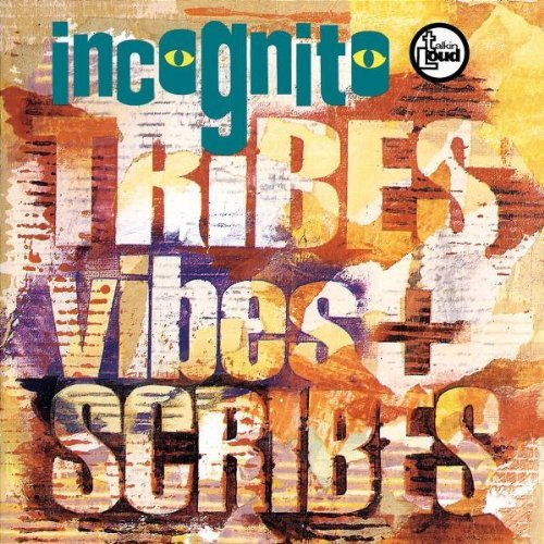 Incognito Tribes Vibes & Scribes Import Gbr Remastered Incl. Bonus Tracks