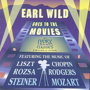 Earl Wild Goes To The Movies Wild (pno) Hdcd Various