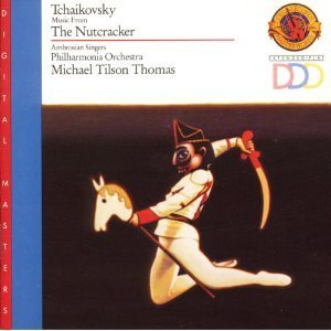 P.I. Tchaikovsky Music From The Nutcracker (highlights