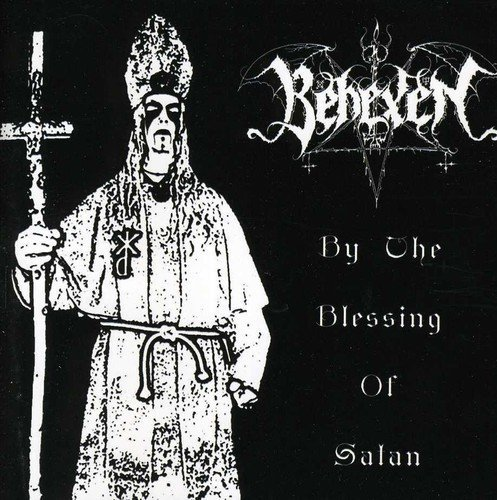 Behexen By The Blessing Of Satan Import Gbr