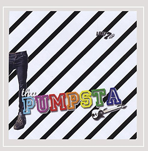 Tha Pumpsta Bass Black Treble White