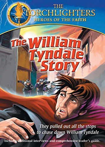 Torchlighters William Tyndale Torchlighters William Tyndale DVD Mod This Item Is Made On Demand Could Take 2 3 Weeks For Delivery