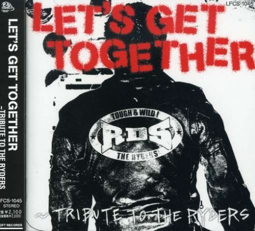 Tribute To The Ryders Let's G Tribute To The Ryders Let's G Import Jpn