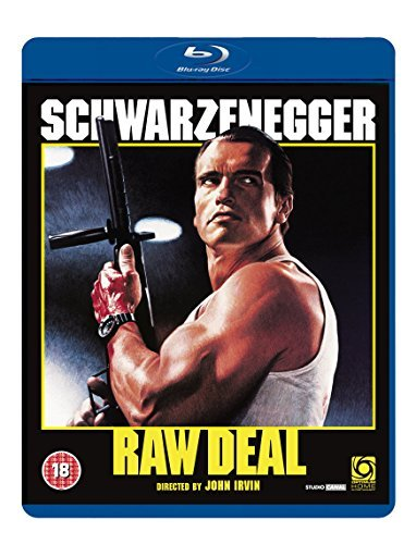 Raw Deal Schwarzenegger Harrold Mcgavin Blu Ray