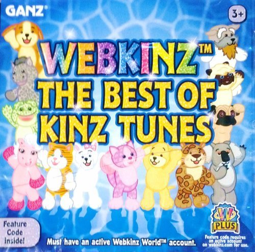 Webkinz Best Of Kinz Tunes