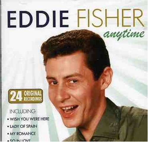 Eddie Fisher Anytime Import Gbr
