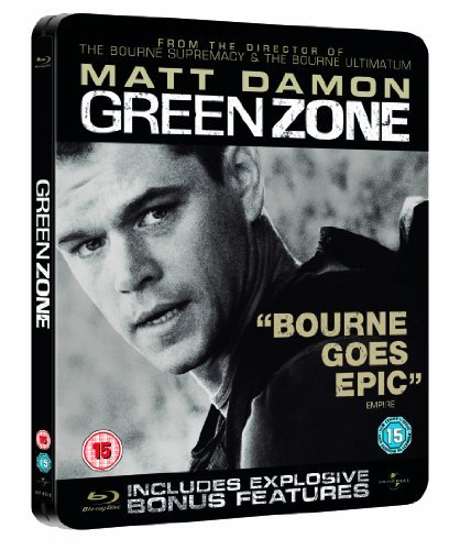 Green Zone Limited Edition St Green Zone Import Gbr Ws Blu Ray
