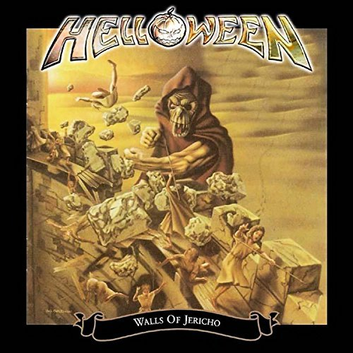 Helloween Wall Of Jericho Import Gbr 2 CD
