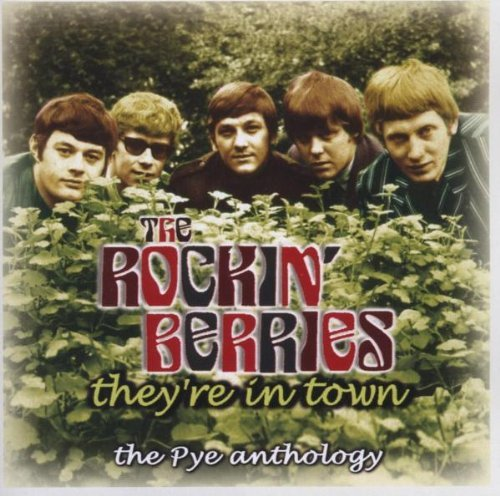 Rockin' Berries They're In Town Import Gbr 2 CD Set