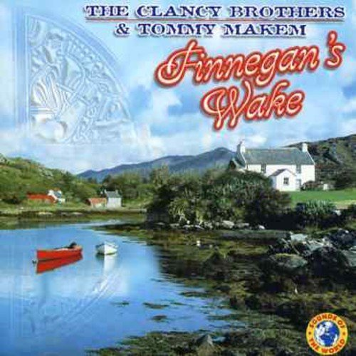 Clancy Brothers Finnegan's Wake Import Eu
