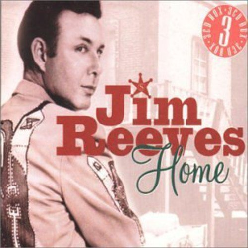 Jim Reeves Home Import Eu 3 CD Set