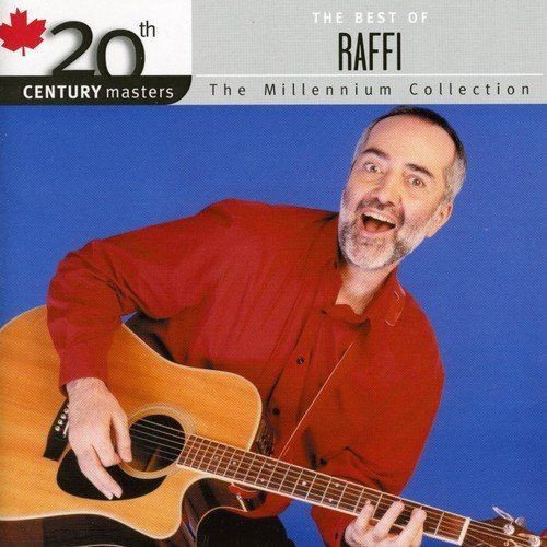 Raffi Best Of Raffi Millennium Colle Import Can