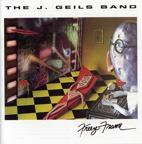 J Geils Band Freeze Frame Import Gbr Remastered
