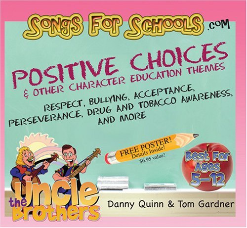 Uncle Brothers Songs For Schools Positive Ch