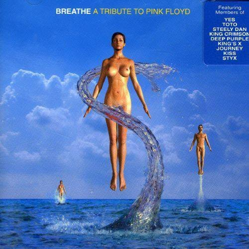 Breath A Tribute To Pink Floyd Breath A Tribute To Pink Floyd Import Eu