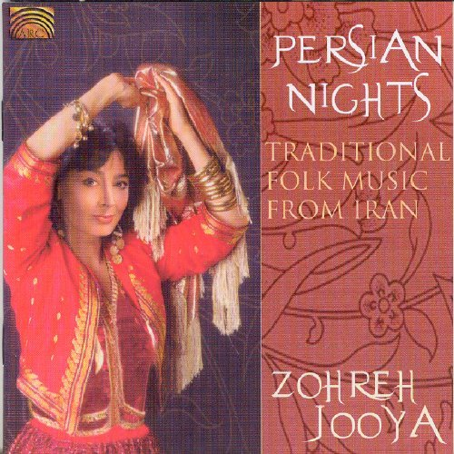 Zohreh Jooya Persian Nights Traditional Fo Import Gbr
