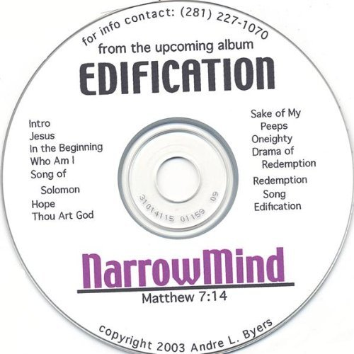 Narrowmind Edification