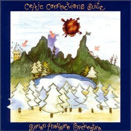 Simon Orchestra Thoumire Celtic Connections Suite