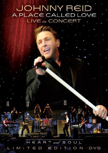 Johnny Reid Place Called Love Tour Live In Import Can