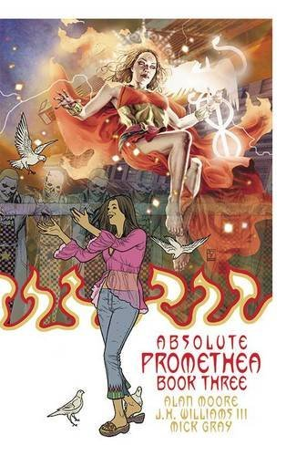 Alan Moore Absolute Promethea Book Three