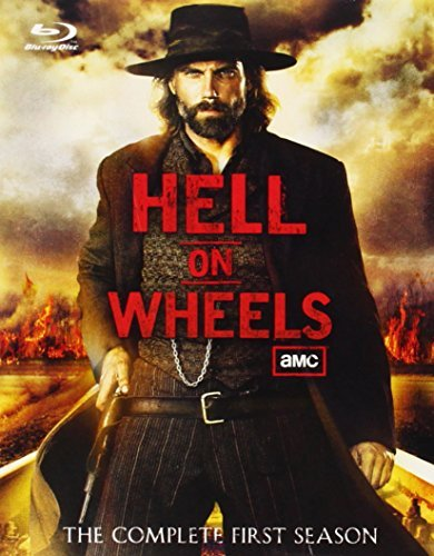 Hell On Wheels Season 1 Blu Ray Season 1