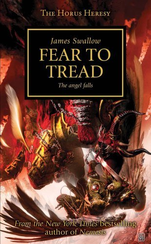 James Swallow Fear To Tread The Angel Falls
