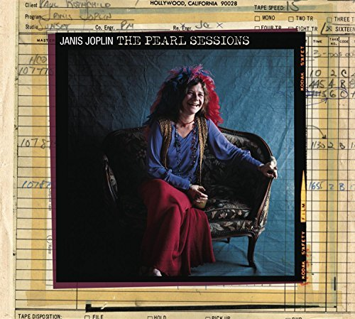 Janis Joplin Pearl Sessions (2cd) 2 CD Incl Bonus Tracks