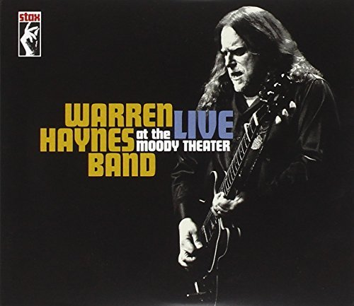 Warren Haynes Live At The Moody Theater (2cd 2 CD Incl. DVD