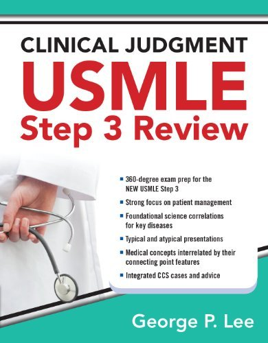 George Lee Clinical Judgment Usmle Step 3 Review