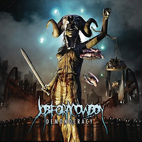 Job For A Cowboy Demonocracy Digipak