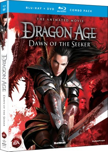 Dragon Age Dawn Of The Seeker Dragon Age Dawn Of The Seeker Blu Ray Ws Tvma Incl. DVD