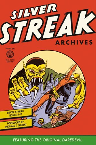 Jack Cole Silver Streak Archives Volume 1