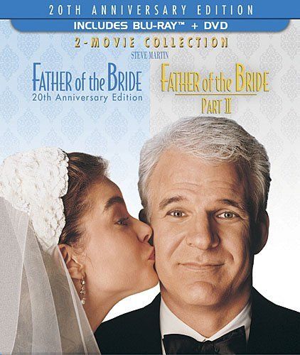 Father Of The Bride Martin Keaton Short Blu Ray DVD Pg