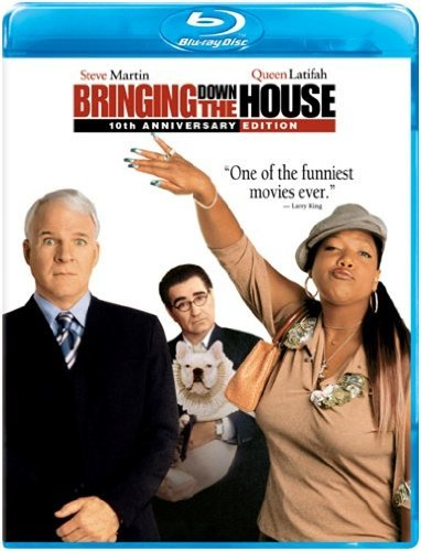 Bringing Down The House Martin Latifah Levy Smart Pyle Blu Ray Ws Pg13