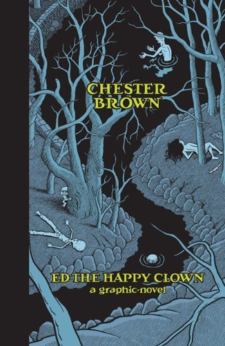 Brown Chester Ed The Happy Clown