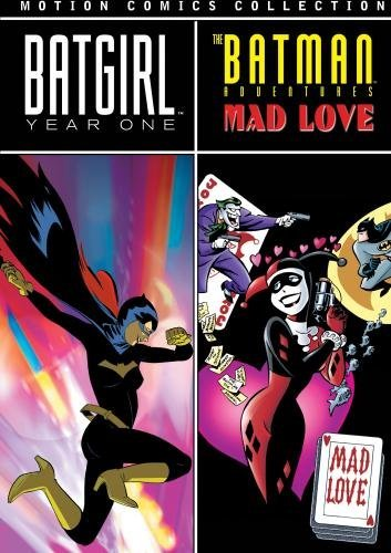 Batgirl Year One & Batman Adv Batgirl Year One & Batman Adv Made On Demand Nr