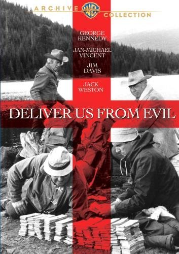 Deliver Us From Evil Vincentweston Kennedy DVD R Nr