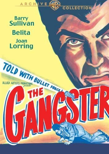 The Gangster Sullivan Belita Lorring Tamiro DVD Mod This Item Is Made On Demand Could Take 2 3 Weeks For Delivery