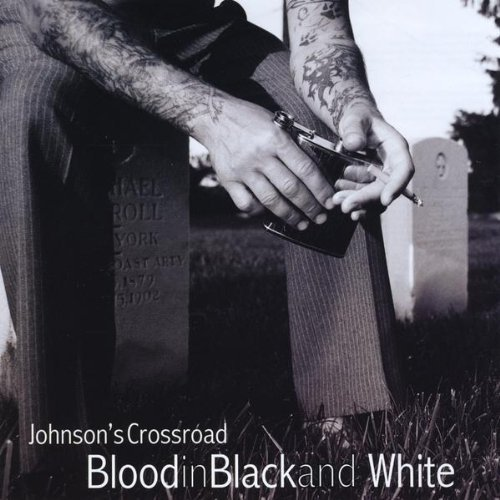 Johnson's Crossroad Blood In Black & White