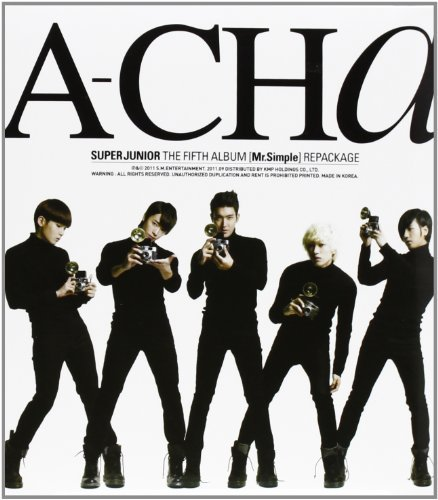 Super Junior Vol. 5 [a Cha] (repackage) Import Kor