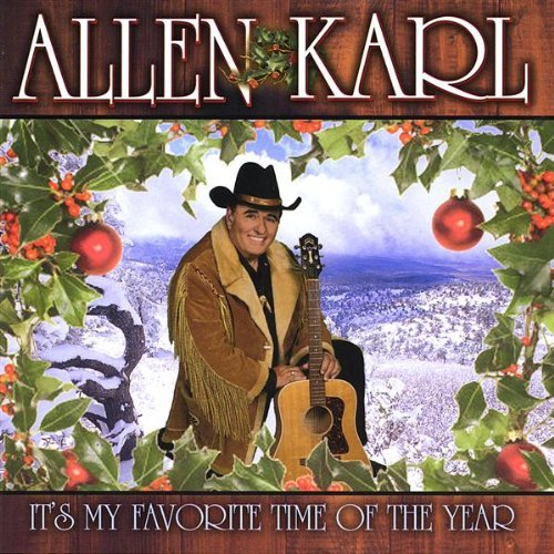 Allen Karl It's My Favorite Time Of The Y