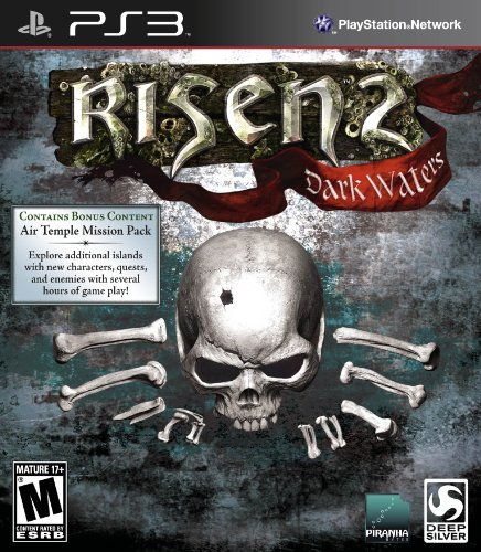 Ps3 Risen 2 Dark Waters M