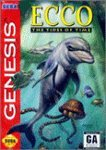 Sega Genesis Ecco The Tides Of Time